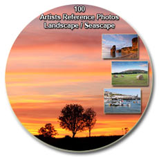 landscape photographs for artists